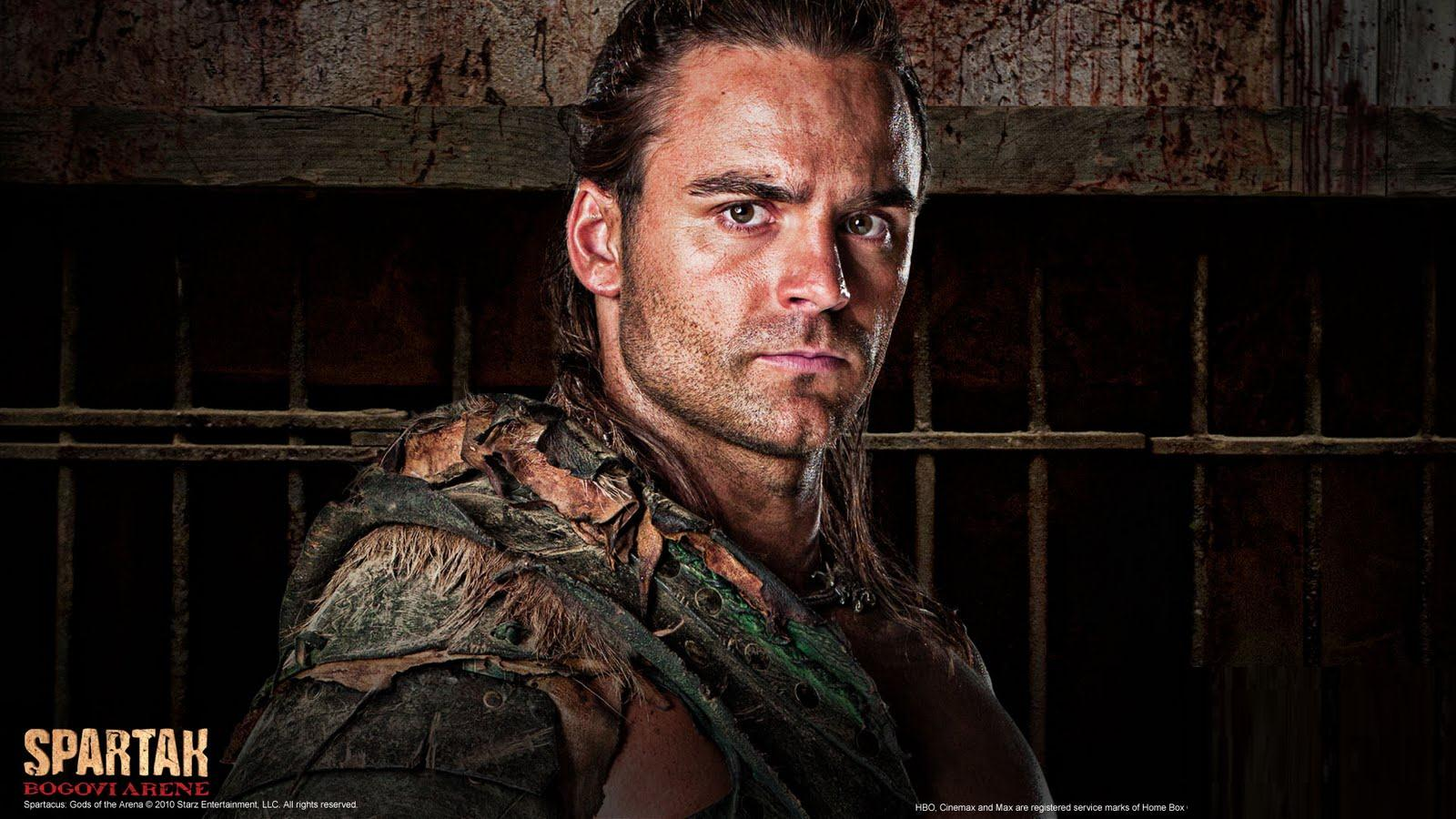 gannicus spartacus war of the damned 4 sezon