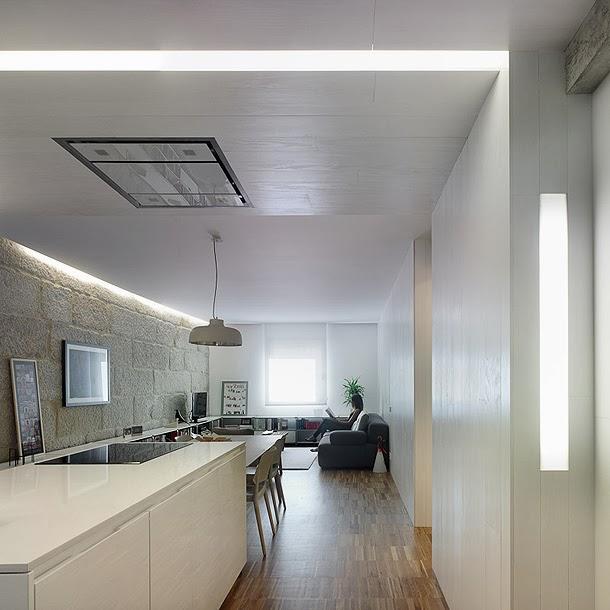 Ilia estudio interiorismo apartamento 65 m2 en vigo donde for Estudio interiorismo