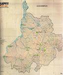 Mapa de Posibles Zonas Hidroenergía Santander