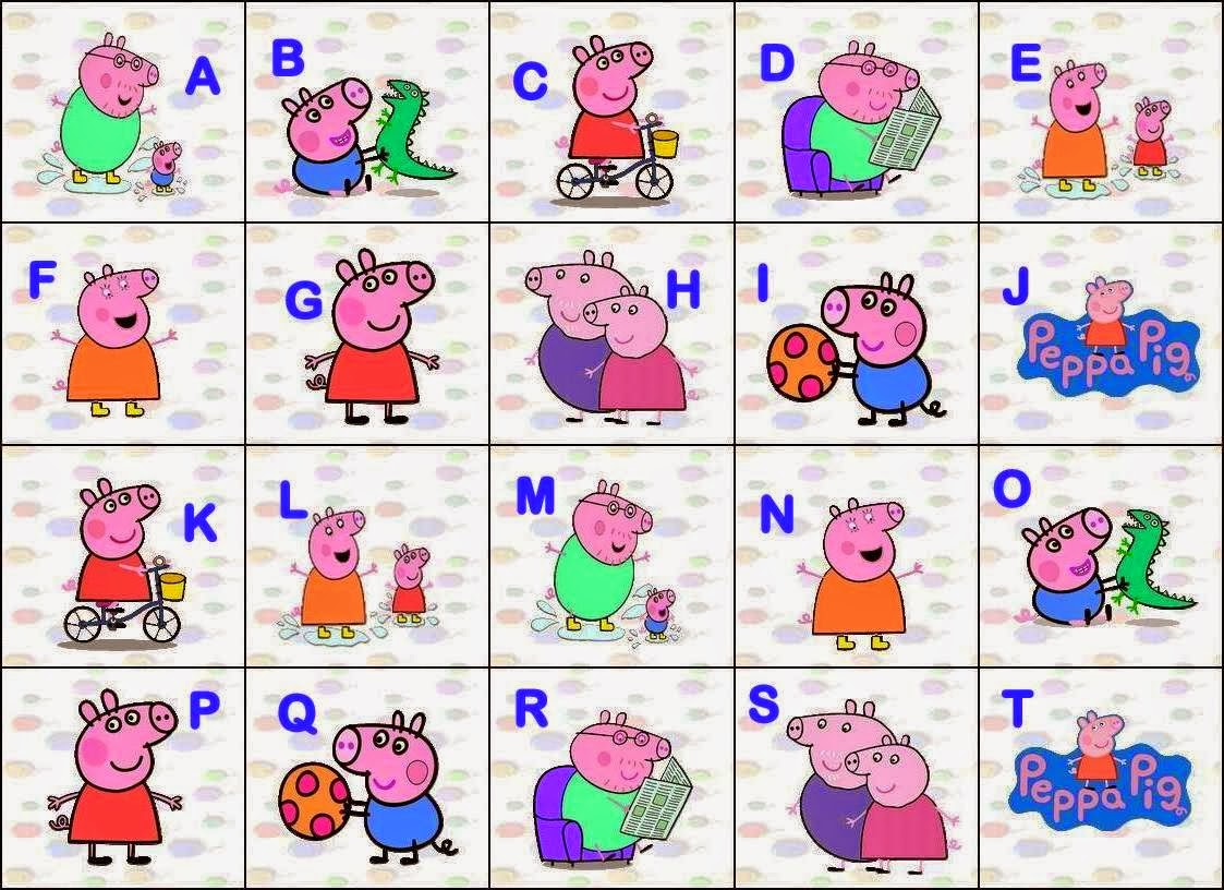 peppa pig colorare online