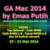 GA Mac 2014 by Emas Putih dan Paly