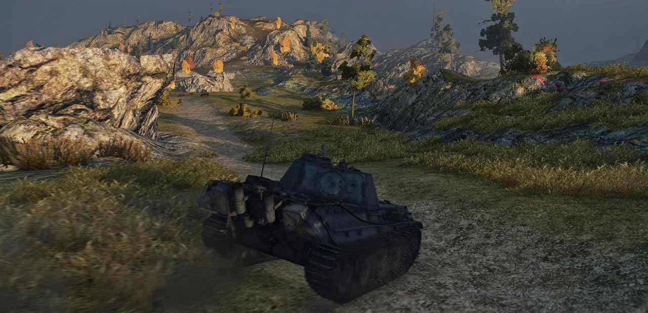 Wot The Tundra 0.9.6