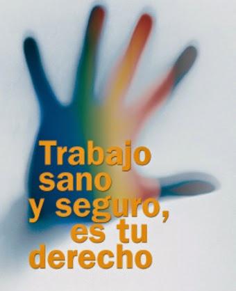TRABAJO SANO Y SEGURO