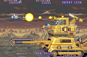 ECO Fighters arcade game portable download free
