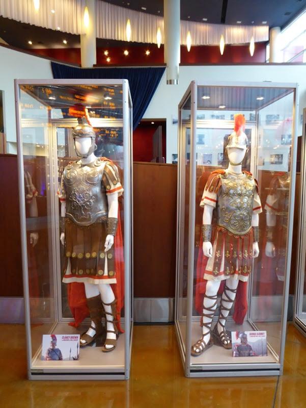 Clancy Brown George Clooney Hail Caesar costumes