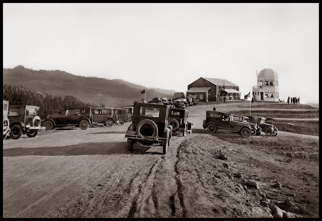 California Images: Montclair Sales Office and Observatory