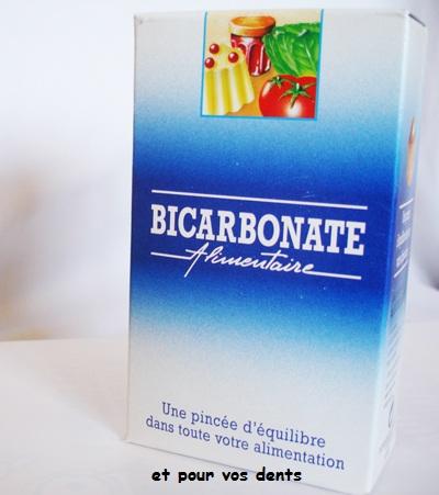 Mahera astuces pour nos dents - Bicarbonate de soude intermarche ...