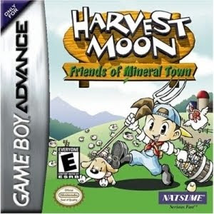 Java Game: Harvest-Moon