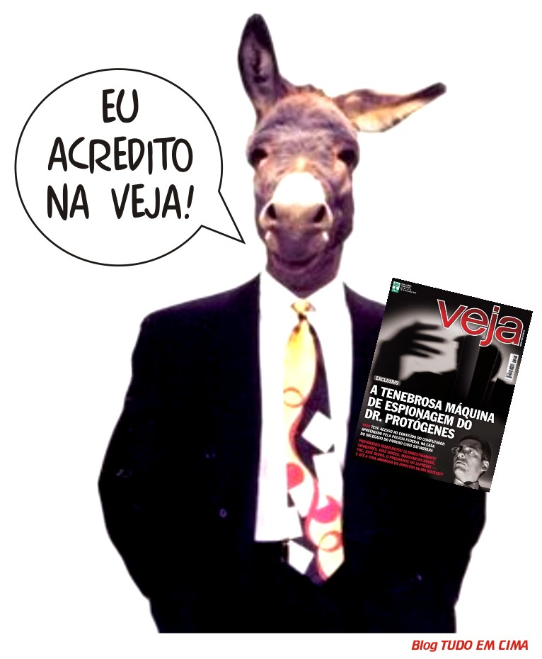 A Revista do Fascista Burro
