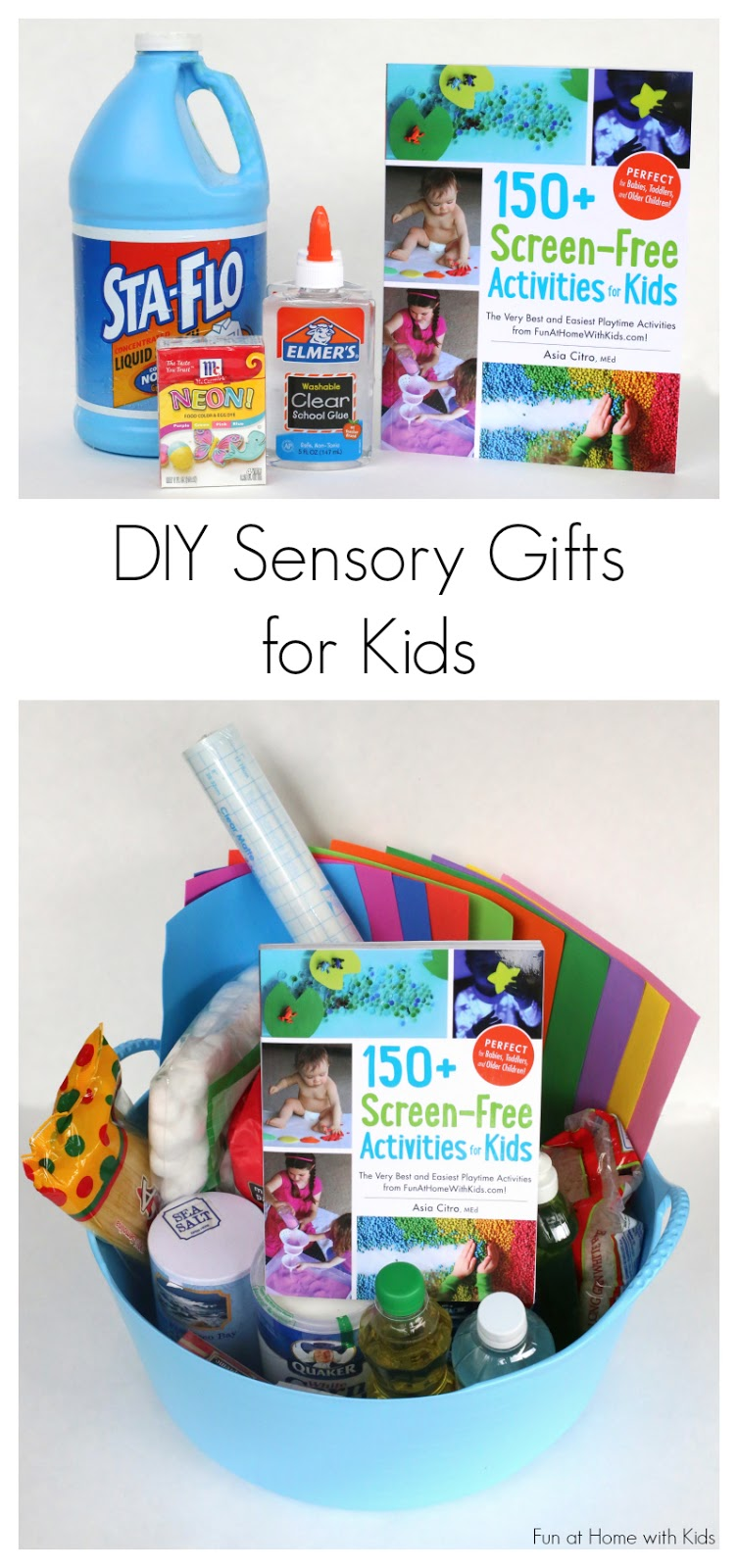 DIY Sensory Kits: Creative Gifts for Kids