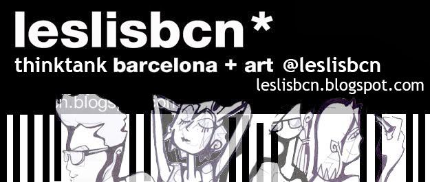 @leslisbcn #esdeveniments #art #barcelona