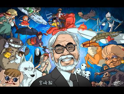 Watch Hayao Miyazaki Films Online Free