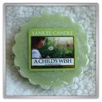 Yankee Candle  a chil's wish