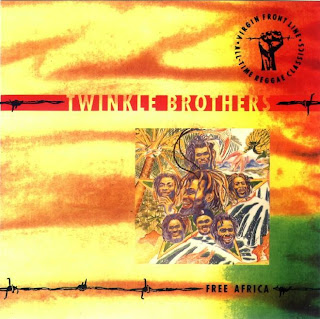 The Twinkle Brothers - Free Africa