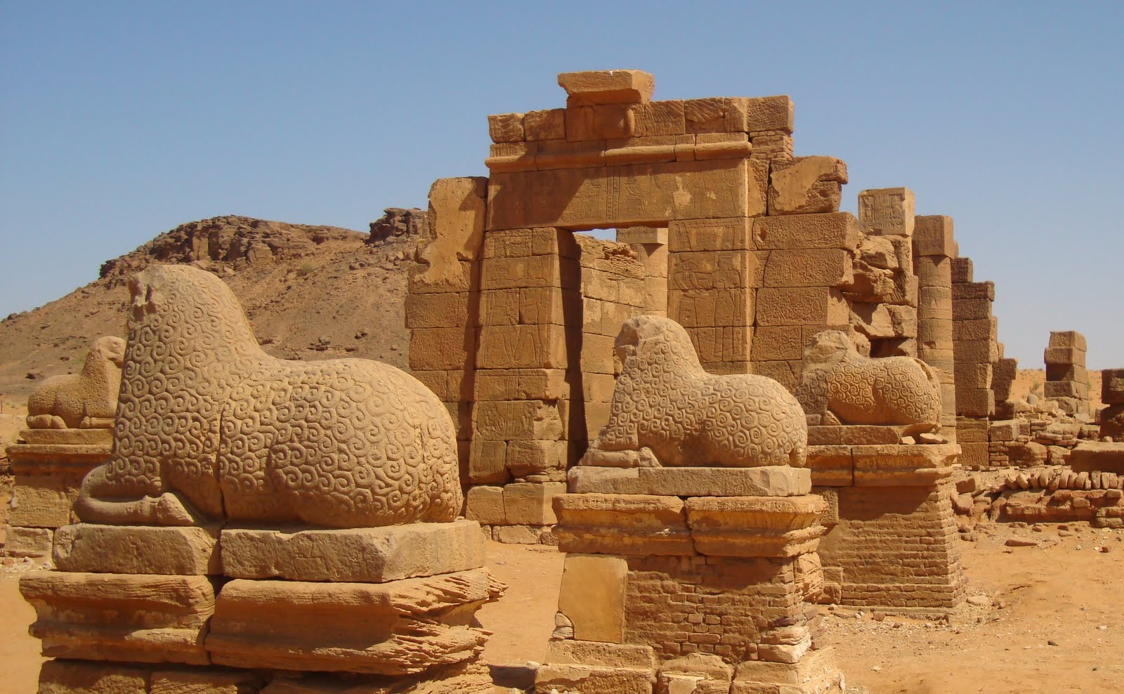 Ancient EGYPT (c. 5000-1786 B.C)