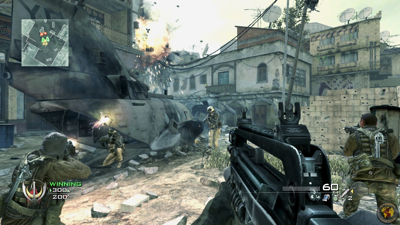 Call of duty 4 modern warfare pc crack