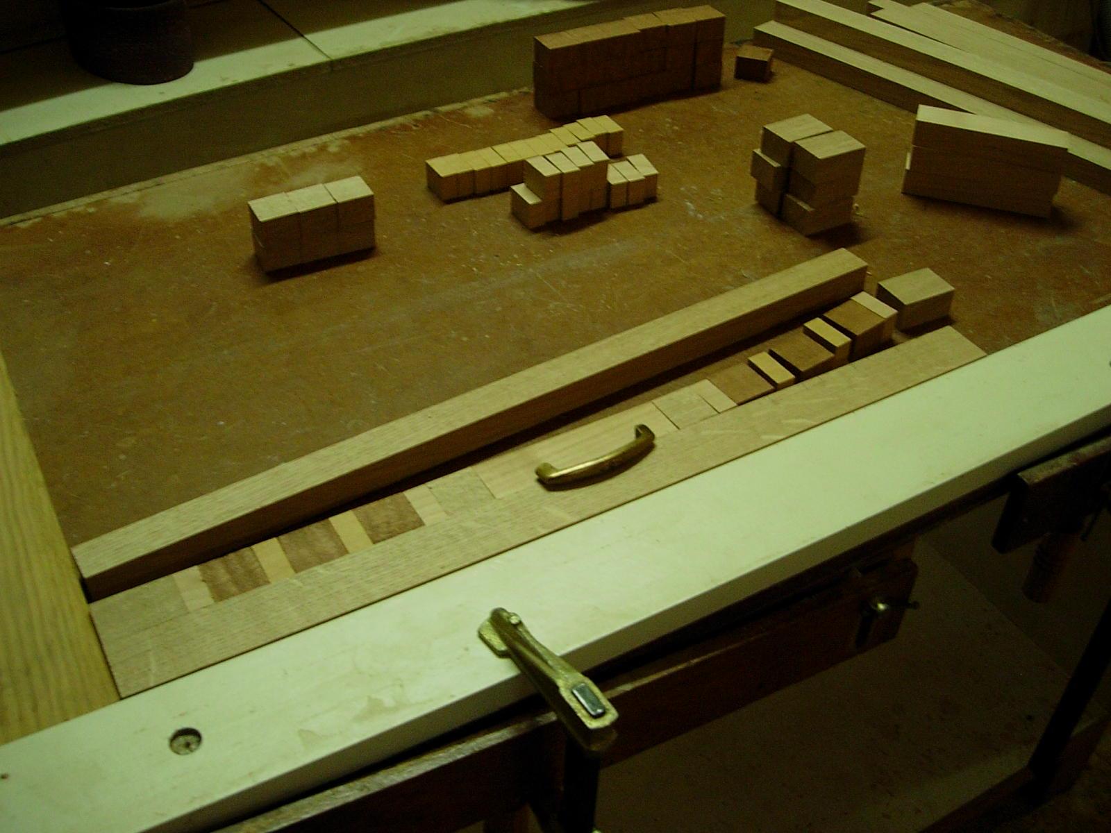 Sjuan ebanister a en madera en bilbao muebles artesanales for Muebles artesanales de madera