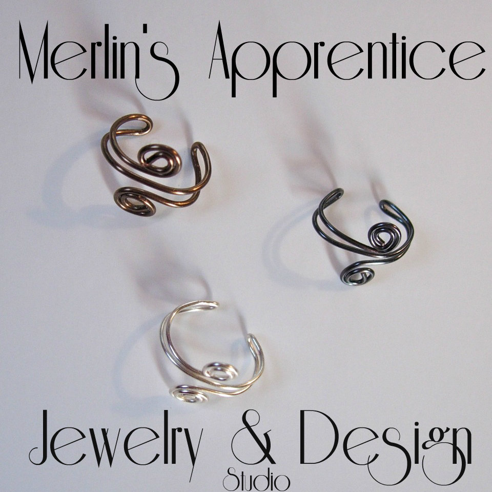 Fantasy inspired Jewelry from Merlin's Apprentice Jewelry & Design ...