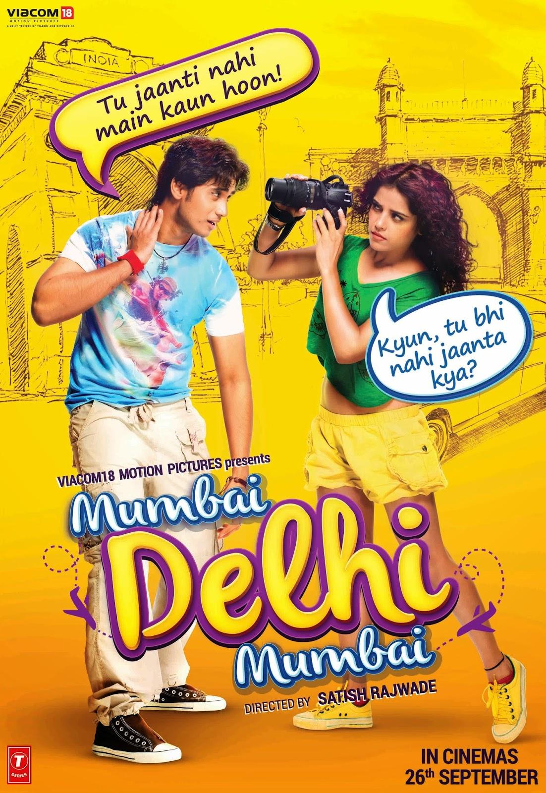 Raahi Raahi - Mumbai Delhi Mumbai - Neeti Mohan - Song Lyrics   MP3 VIDEO DOWNLOAD
