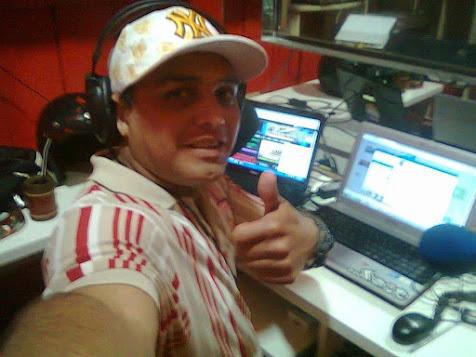 DJ MAGOMIX MAGO - LOCUTOR E DESIGNER