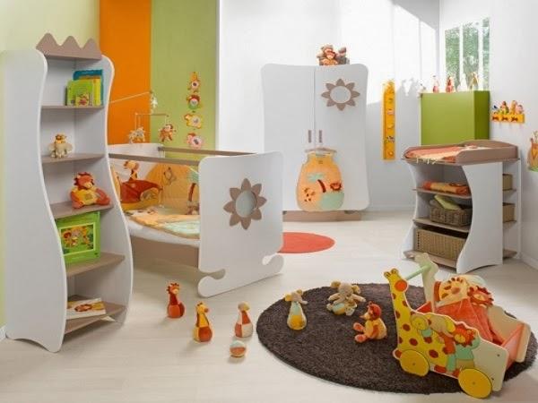 Couleur chambre bébé mixte - Bébé et décoration - Chambre ...