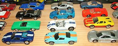 Smallest slot cars