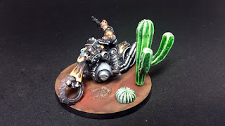 KUM MOTORIZED TROOPS - HAQUISLAM - INFINITY THE GAME 8