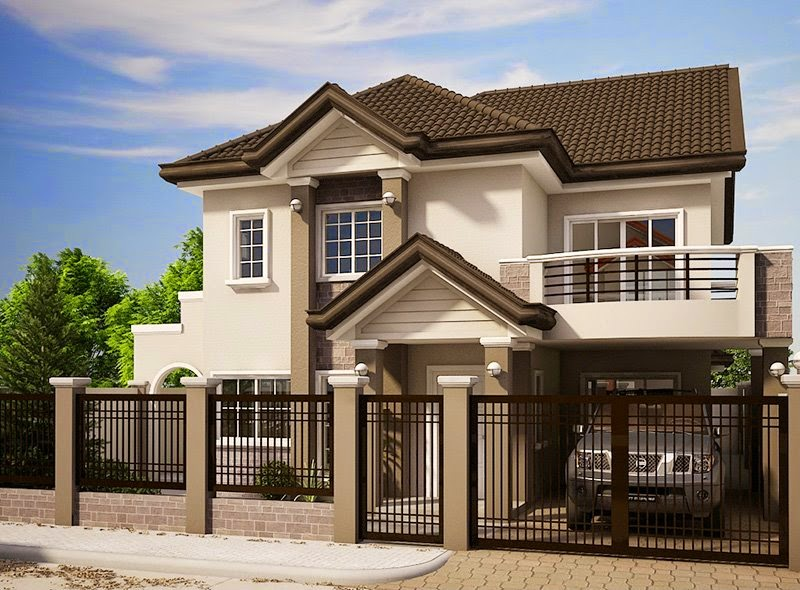 Small house design plan philippines for Kedella home designs
