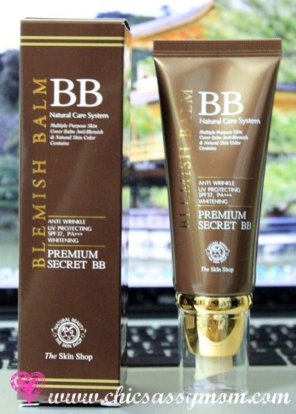 The skin shop premium bb cream for Bb shopping it
