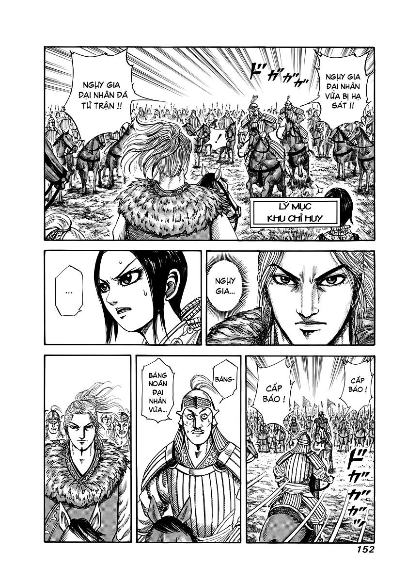 Kingdom - Vương Giả Thiên Hạ Chapter 171 page 3 - IZTruyenTranh.com