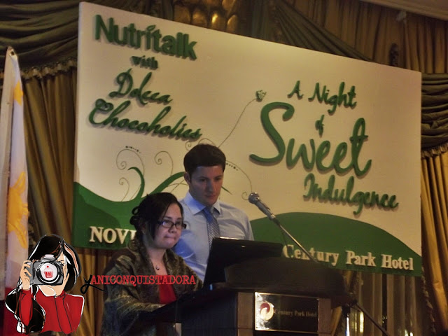 NUTRITALK: A Night of Sweet Indulgence