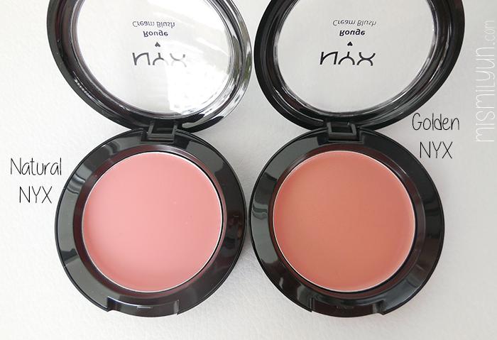 cream blush nyx