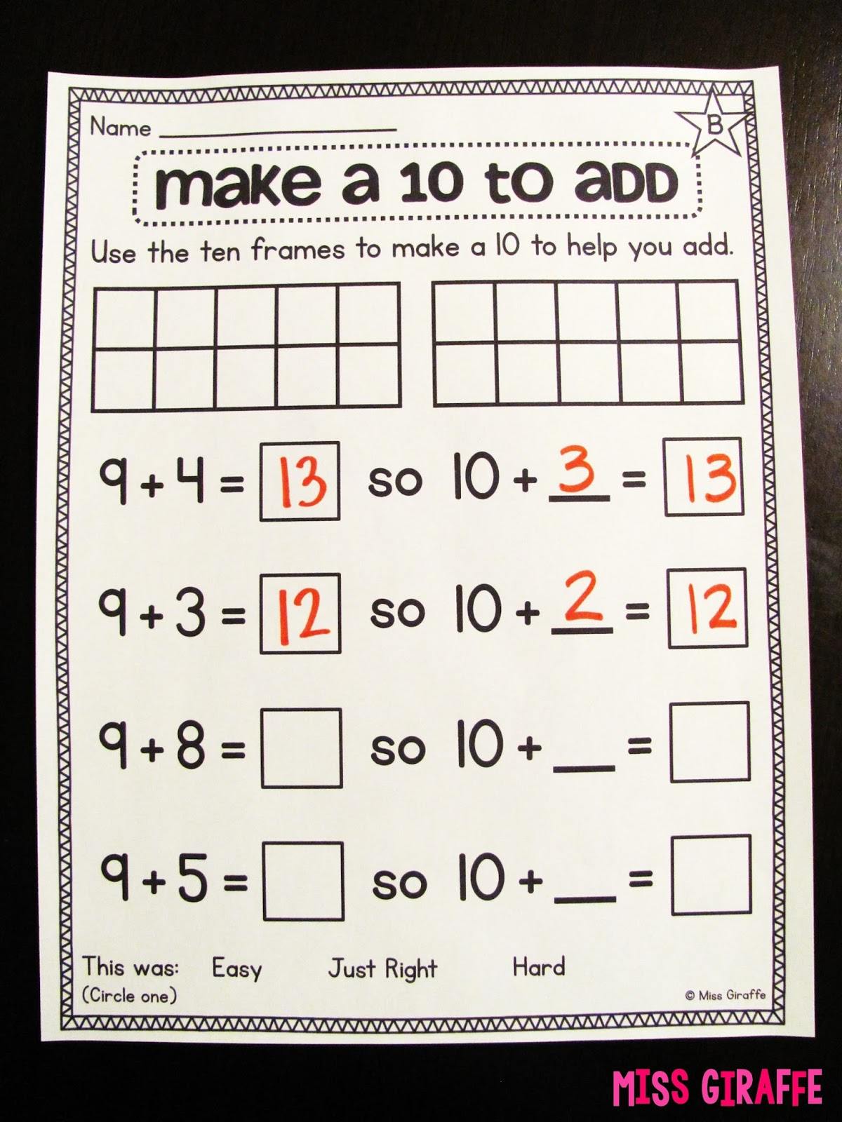 Make A Math Worksheet – Make a Math Worksheet