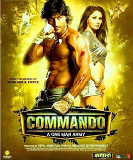 Đặc Công - Commando (2013)
