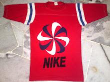 Vintage Nike Pinwheel 1970s