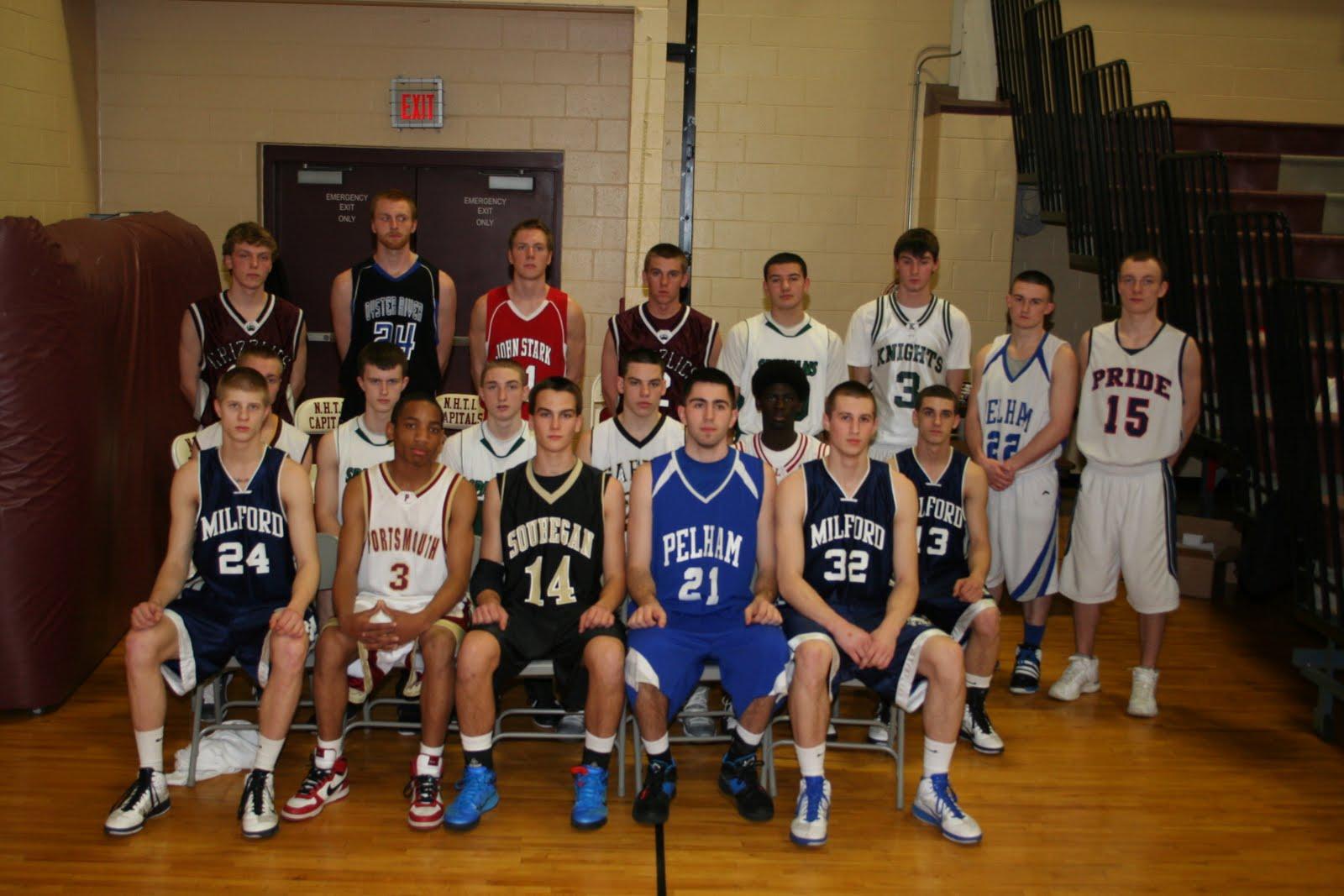 Pelham nh High School Basketball Spirou Pelham High School