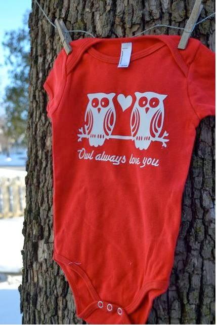 DIY Valentine Shirts