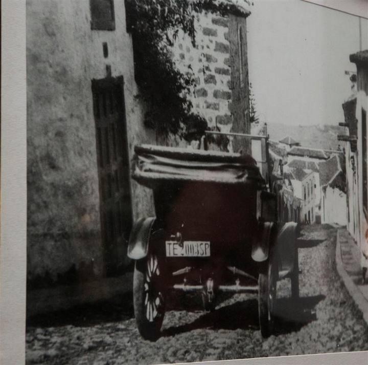 Club de amigos de los coches antiguos de Tenerife.: La historia de ...