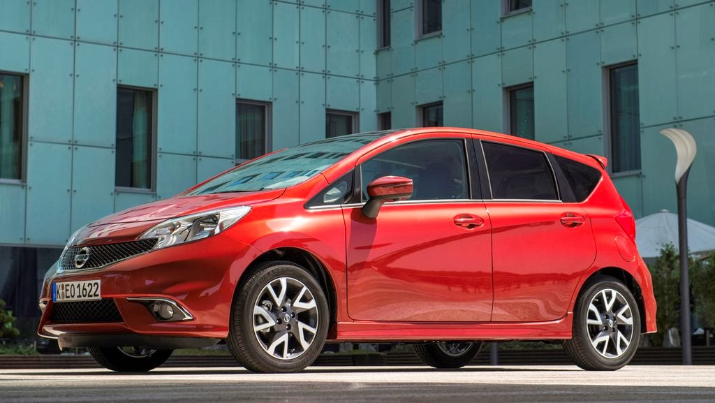 APRESENTAÇÃO: Nissan Note (MY 2014). Preços, características e