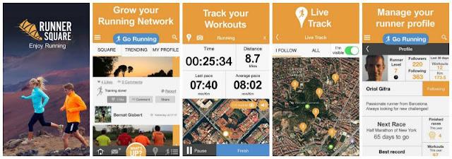 App Runner Square