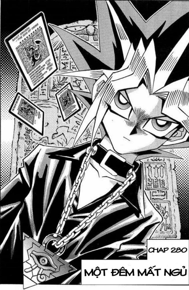 YuGi Oh – Vua Trò Chơi chap 280 Trang 3