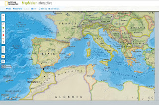 National Geographic Interactive Mapmaker - Ms. Barbour\'s Classes