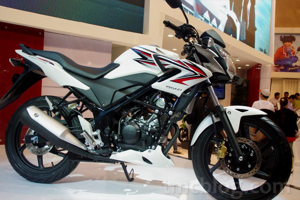 Iklan Honda CB 150 R!