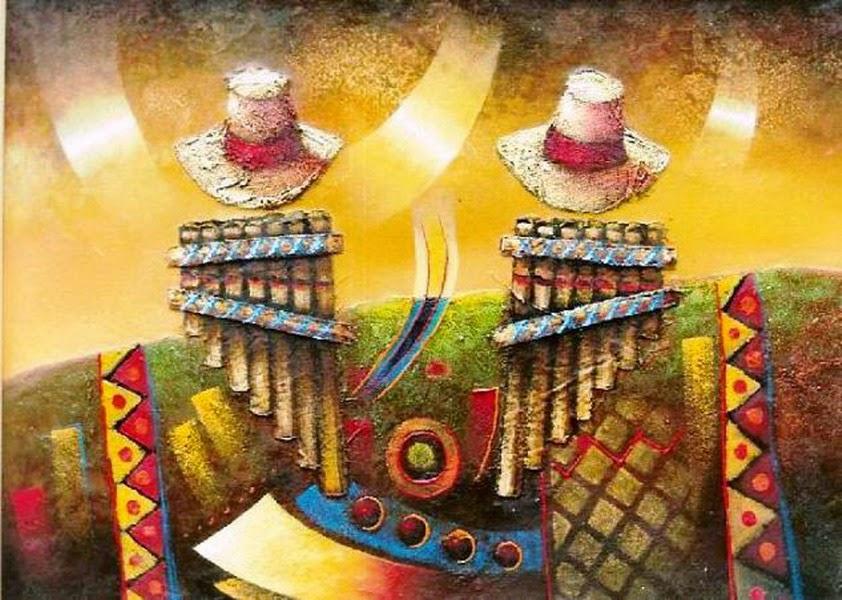 pinturas-modernas-peruanas-en-espatula