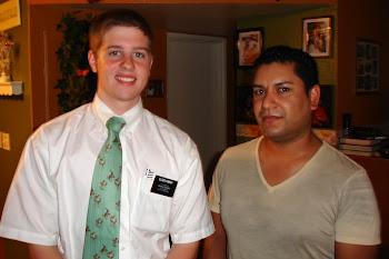 Elder Kinney and Roberto