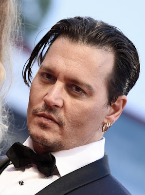 Johnny Depp ingrassato