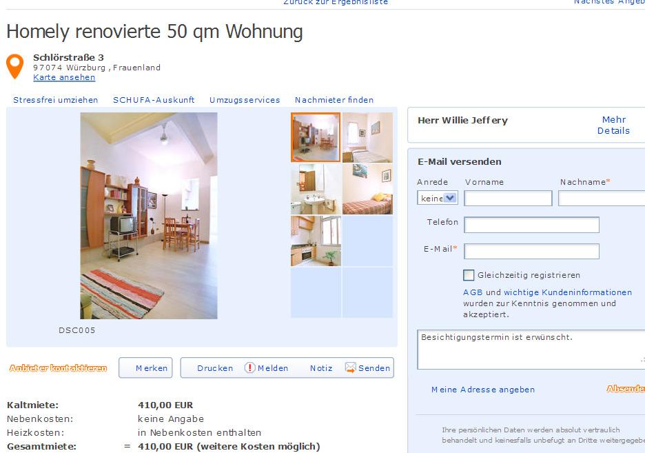 homely renovierte 50 qm wohnung wohnungsbetrugsinformationen. Black Bedroom Furniture Sets. Home Design Ideas