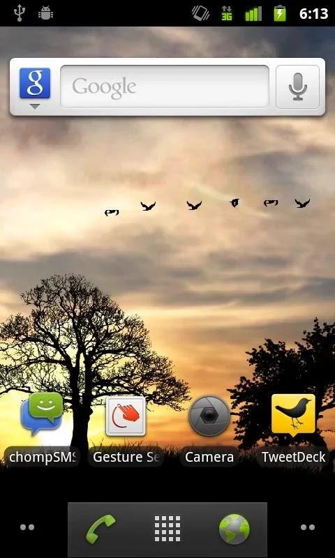 Sun Rise Live Wallpaper Pro v4.0