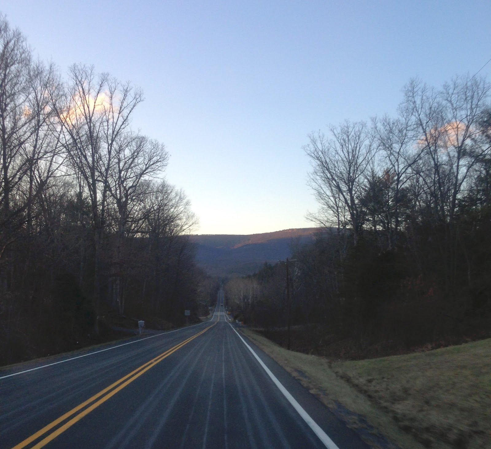 virginia highway by marie frei