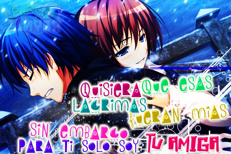 Animes: Imagenes Anime Tristes Anime Desamor